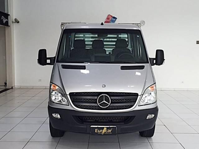 Sprinter Prata 2013   Mercedes Benz   Piracicaba Cód.979420 Tem Usados